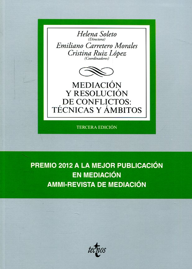 libro mediacion y resolucion