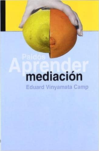 libro aprender mediacion